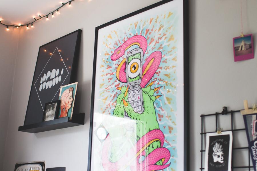 you go girl, you go girl print, you go girl graffiti artist