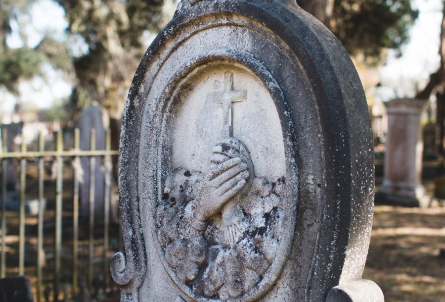 cemetery, headstone, savannah, laurel grove