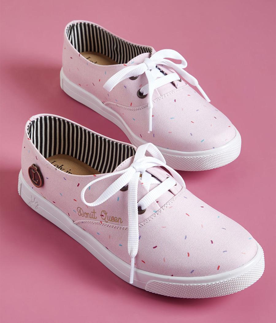 donut queen shoes