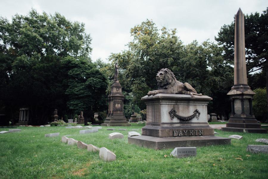 best Cleveland cemeteries