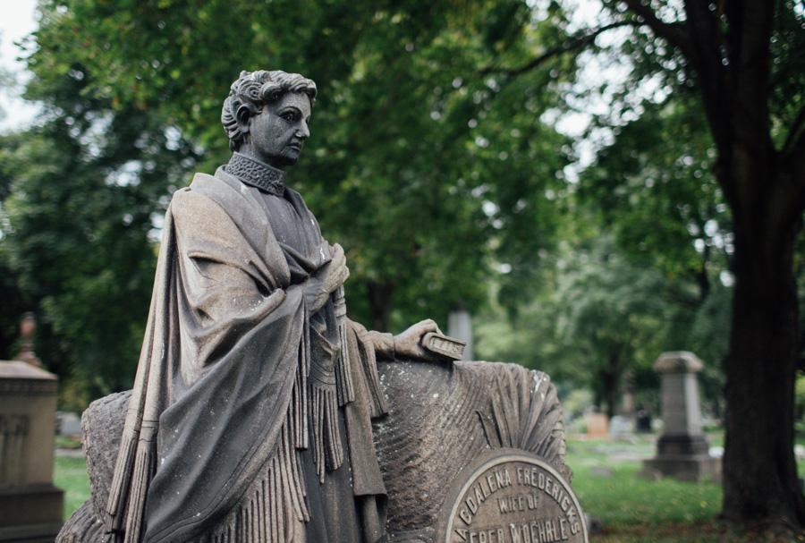 Riverside Cemetery, Cleveland cemeteries, best cleveland cemeteries