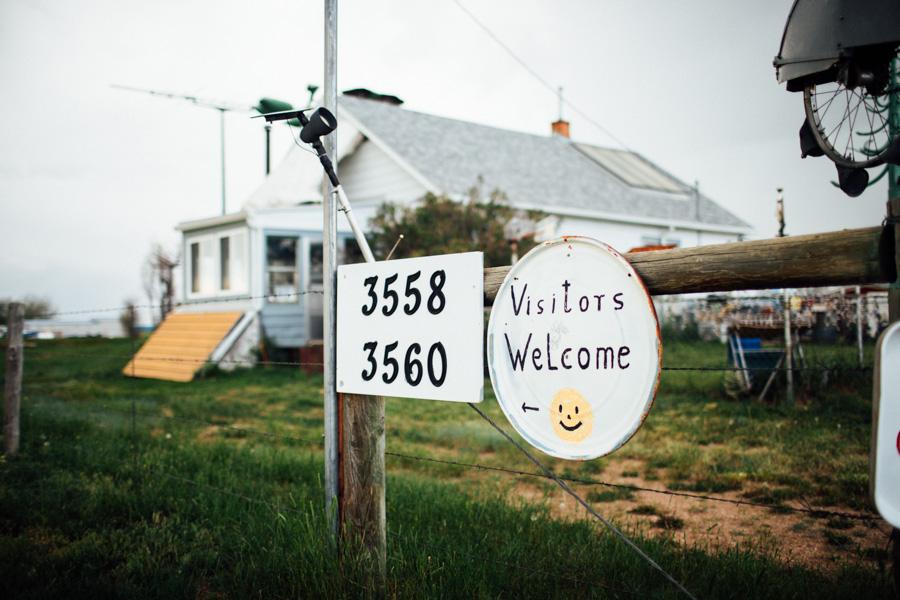 Mel Gould's Buryville, Cheyenne, Wyoming