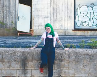 what I wore : note to self