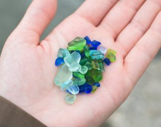 7 tips for finding beach glass