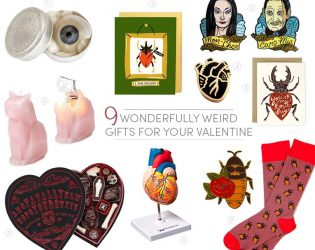9 wonderfully weird gifts for your valentine
