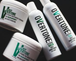 oVertone haircare review